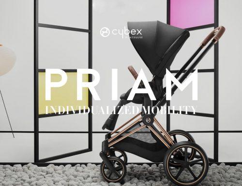 Passeggino Priam – Cybex