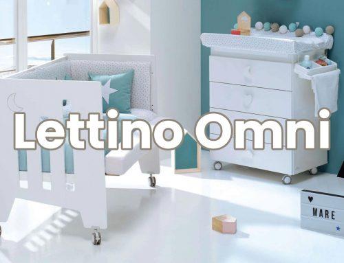 Lettino Omni – Alondra