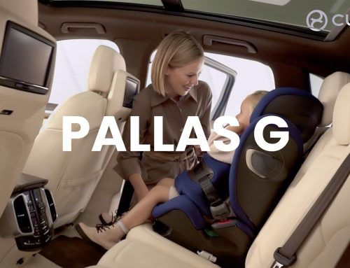 Seggiolino Pallas G iSize – Cybex