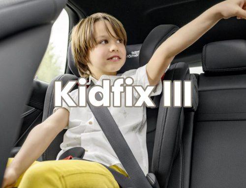 Seggiolino auto Kidfix III – Britax Römer