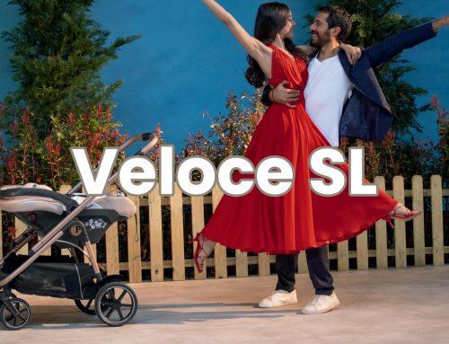 Passeggino Veloce SL Modular Peg Perego